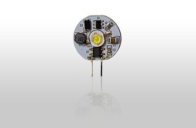 LED Lighting - Part Number BIPIN1CC-E - Available in Pure White - Warm White